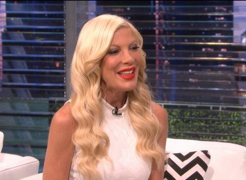 News video: Tori Spelling Lets Loose on Marriage Problems