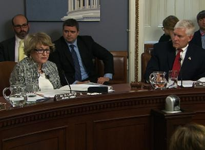 News video: House Committee at Odds Over Obama Lawsuit