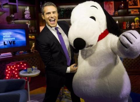 News video: Snoopy's Latest Playground Is 'We Heart It'