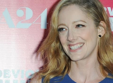 News video: Judy Greer Talks Adam Sandler's Return To Drama In 'Men, Women & Children'