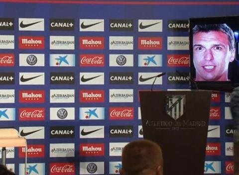News video: Atletico Madrid Unveil Mario Mandzukic