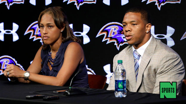 News video: Ray Rice Punches Wife in Her Face, So the NFL Slaps Ray Rice on H