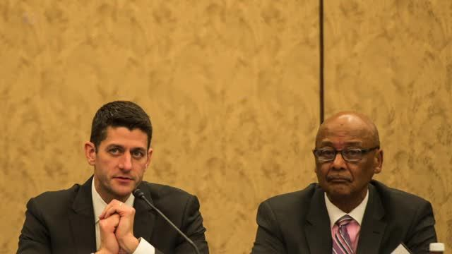 News video: The man behind Paul Ryan's anti-poverty plan