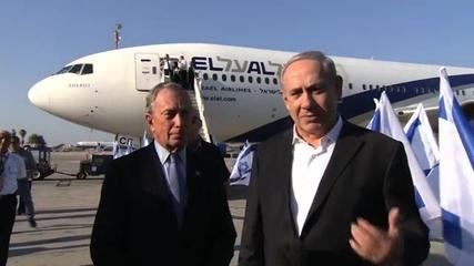 News video: Bloomberg Visit to Israeli Airport Doubles as Sales Pitch