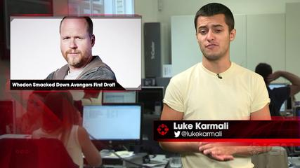 News video: Joss Whedon Trashed the Original Avengers Script  - IGN News