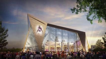 News video: Audubon Society Says New Vikings Stadium Could Be Bird 'Death Trap'