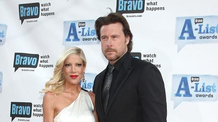 News video: Tori Spelling Telling Kids about Husband's Affair